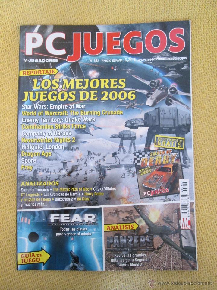 Pc Juegos Y Jugadores Nº 86 Comprar Catalogos Y Revistas De