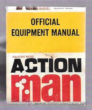CATALO DE JUGUETES ACTION MAN. (Juguetes - Catálogos y Revistas de Juguetes)