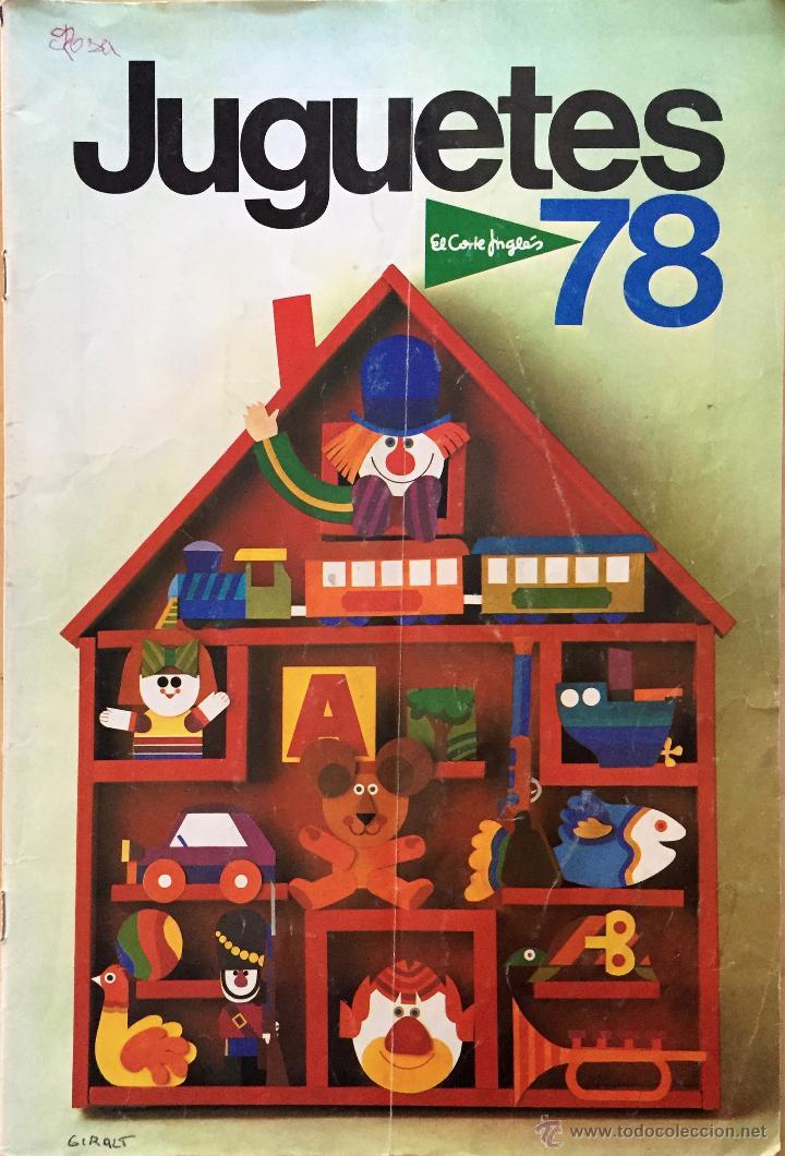 Catalogo juguetes navidad el corte ingles 78 79 comprar for Catalogo recibidores el corte ingles