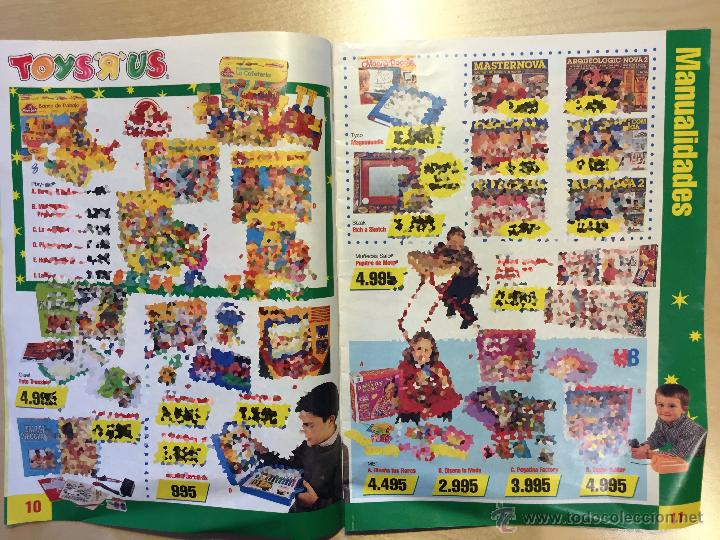 Toysrus Manualidades.Catalogo Juguetes Navidad Toys R Us Ano 1995 Sold Through Direct