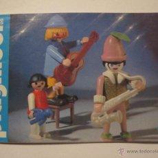 Juguetes antiguos: CATALOGO PLAYMOBIL 1988. Lote 117021652