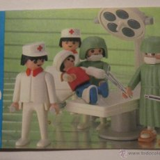 Juguetes antiguos: CATALOGO PLAYMOBIL 1988. Lote 117021795