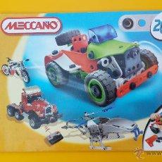 Juguetes antiguos: CATALOGO MECCANO 2005. Lote 53502860