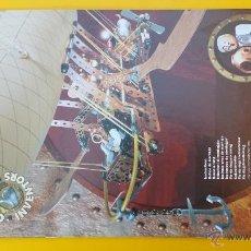 Juguetes antiguos: CATALOGO MECCANO CRAZY INVENTORS 8651. Lote 53503545
