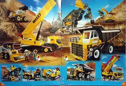 Juguetes antiguos: minifolleto mini folleto minicatalogo, mini catalogo aleman playmobil 2009 - Foto 2 - 53723866