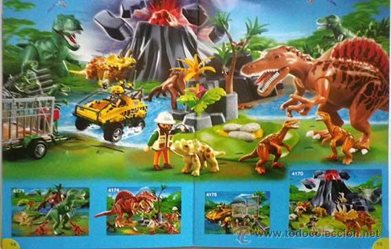 Juguetes antiguos: minifolleto mini folleto minicatalogo, mini catalogo aleman playmobil 2009 - Foto 4 - 53723866