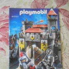 Juguetes antiguos: PLAYMOBIL CATALOGO 2011 DE GRECIA. Lote 53837609