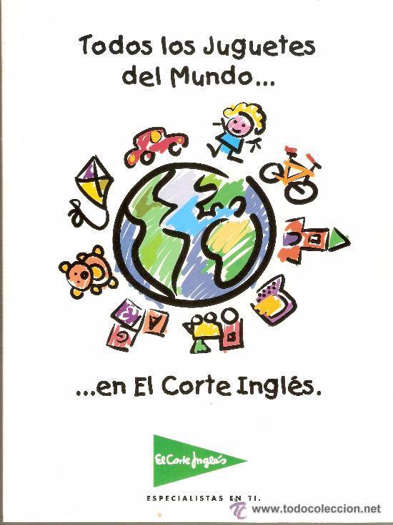 El corte ingles catalogos amazing catlogo de juguetes de - El corte ingles catalogos ...