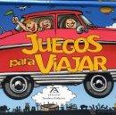 Juguetes antiguos: LIBRO JUEGOS PARA VIAJAR.. Lote 55034361