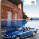 Juguetes antiguos: LIBRO MODÈLES RÉDUITS BMW. COLECTION 2004 - 2005.. Lote 55035999