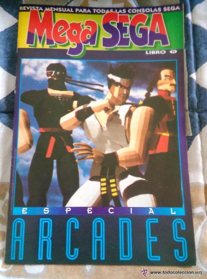 Ocasion Coleccionistas Revista Mega Sega Anos Comprar Catalogos