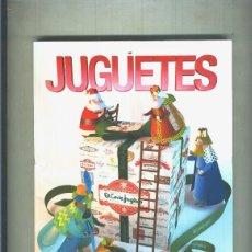 Juguetes antiguos: EL CORTE INGLES: CATALOGO JUGUETES NAVIDAD 2014. Lote 55604042