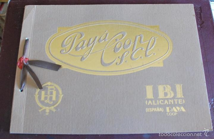 CATALOGO PAYA COOP SCL FASCIMIL DE 1923 EDITADO POR PAYA EN 1986 (Juguetes - Catálogos y Revistas de Juguetes)