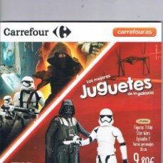CATÁLOGO JUGUETES CARREFOUR NAVIDAD 2015