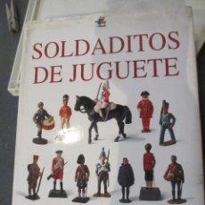 Juguetes antiguos: LIBRO SOLDADITOS DE JUGUETE. Lote 55846371