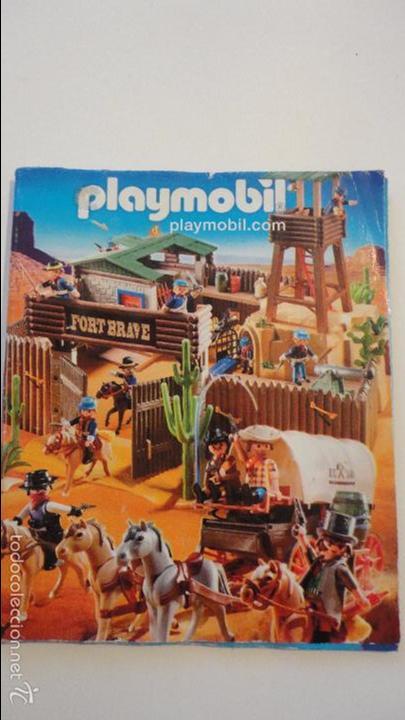 CATALOGO PLAYMOBIL 2012. (Juguetes - Catálogos y Revistas de Juguetes)