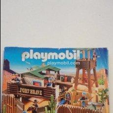 Juguetes antiguos: CATALOGO PLAYMOBIL 2012.. Lote 56130118