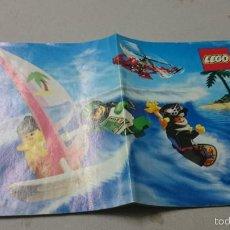 Antikes Spielzeug - CATALOGO LEGO - 56195173