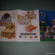 Juguetes antiguos: CATALOGO BARRIGUITAS. Lote 57133382
