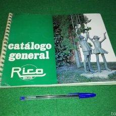 Juguetes antiguos: CATALOGO GENERAL RICO S.A. . Lote 57924744