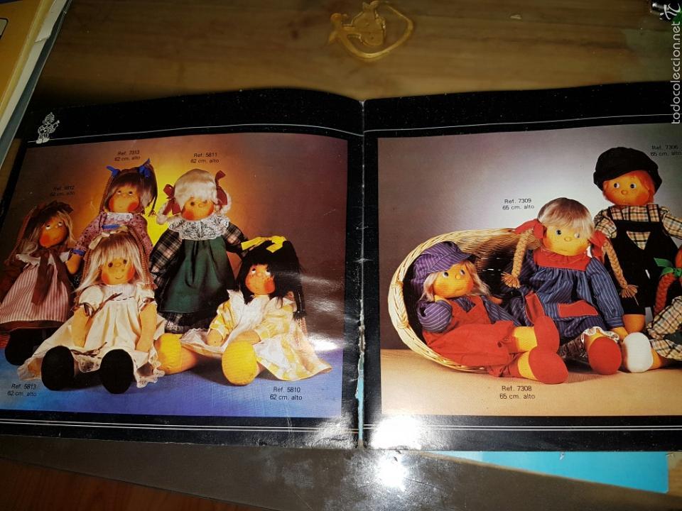 Juguetes antiguos: Catálogo muñecas Miyaki - Foto 2 - 57970638