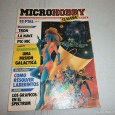 Juguetes antiguos: REVISTA MICRO HOBBY Nº29. Lote 58113350
