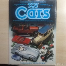 Juguetes antiguos: THE COLLECTOR'S ALL-COLOUR GUIDE TO TOY CARS. Lote 59607507