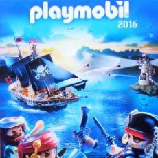 Juguetes antiguos: CATALOGO PLAYMOBIL 2016 EDICION CASTELLANO ESPAÑOL SPAIN. Lote 60213651