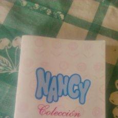 Juguetes antiguos: CATALOGO COLECCION NANCY QUIRON.. Lote 61032755