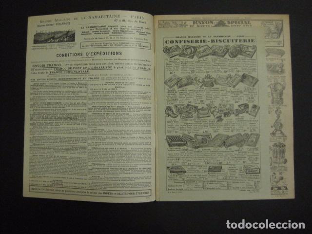 Juguetes antiguos: CATALOGO JUGUETES - LA SAMARITAINE - PARIS - AÑO 1935 - VER fotos adicionales - ( V- 6607) - Foto 2 - 61913144