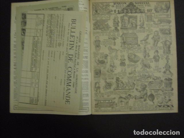 Juguetes antiguos: CATALOGO JUGUETES - LA SAMARITAINE - PARIS - AÑO 1935 - VER fotos adicionales - ( V- 6607) - Foto 3 - 61913144