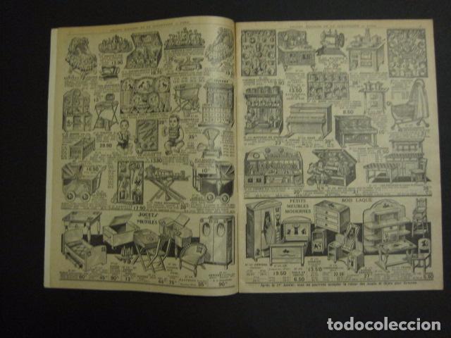 Juguetes antiguos: CATALOGO JUGUETES - LA SAMARITAINE - PARIS - AÑO 1935 - VER fotos adicionales - ( V- 6607) - Foto 4 - 61913144