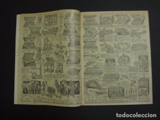 Juguetes antiguos: CATALOGO JUGUETES - LA SAMARITAINE - PARIS - AÑO 1935 - VER fotos adicionales - ( V- 6607) - Foto 5 - 61913144