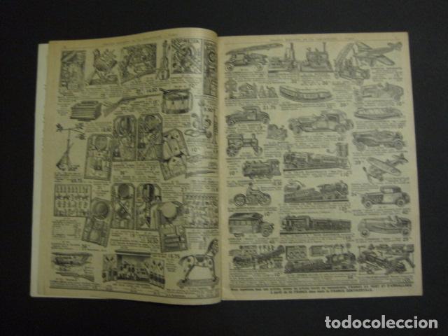 Juguetes antiguos: CATALOGO JUGUETES - LA SAMARITAINE - PARIS - AÑO 1935 - VER fotos adicionales - ( V- 6607) - Foto 6 - 61913144