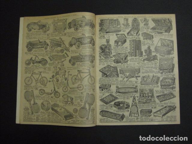 Juguetes antiguos: CATALOGO JUGUETES - LA SAMARITAINE - PARIS - AÑO 1935 - VER fotos adicionales - ( V- 6607) - Foto 7 - 61913144