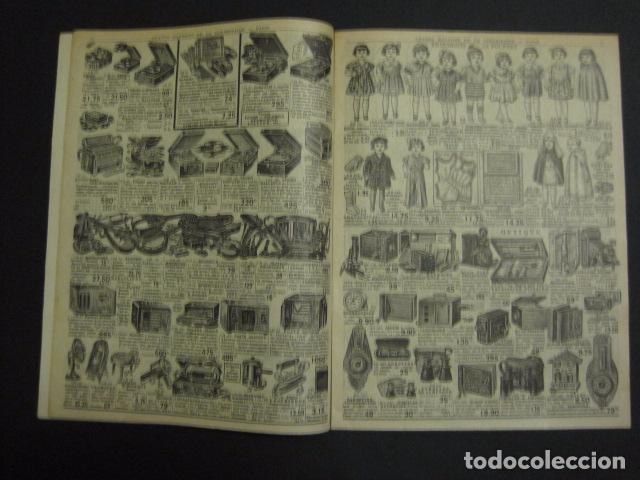 Juguetes antiguos: CATALOGO JUGUETES - LA SAMARITAINE - PARIS - AÑO 1935 - VER fotos adicionales - ( V- 6607) - Foto 8 - 61913144