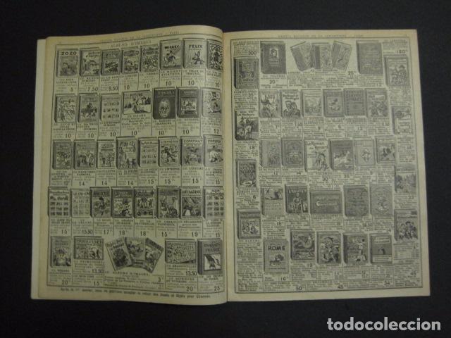 Juguetes antiguos: CATALOGO JUGUETES - LA SAMARITAINE - PARIS - AÑO 1935 - VER fotos adicionales - ( V- 6607) - Foto 9 - 61913144