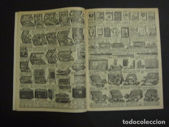 Juguetes antiguos: CATALOGO JUGUETES - LA SAMARITAINE - PARIS - AÑO 1935 - VER fotos adicionales - ( V- 6607) - Foto 10 - 61913144