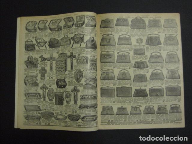 Juguetes antiguos: CATALOGO JUGUETES - LA SAMARITAINE - PARIS - AÑO 1935 - VER fotos adicionales - ( V- 6607) - Foto 11 - 61913144