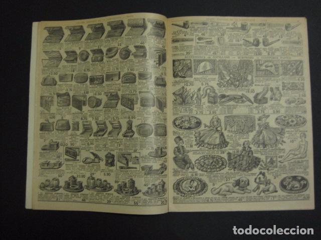 Juguetes antiguos: CATALOGO JUGUETES - LA SAMARITAINE - PARIS - AÑO 1935 - VER fotos adicionales - ( V- 6607) - Foto 12 - 61913144