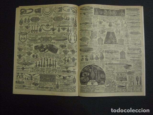 Juguetes antiguos: CATALOGO JUGUETES - LA SAMARITAINE - PARIS - AÑO 1935 - VER fotos adicionales - ( V- 6607) - Foto 14 - 61913144