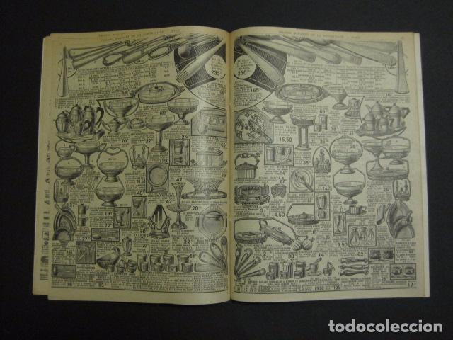 Juguetes antiguos: CATALOGO JUGUETES - LA SAMARITAINE - PARIS - AÑO 1935 - VER fotos adicionales - ( V- 6607) - Foto 15 - 61913144