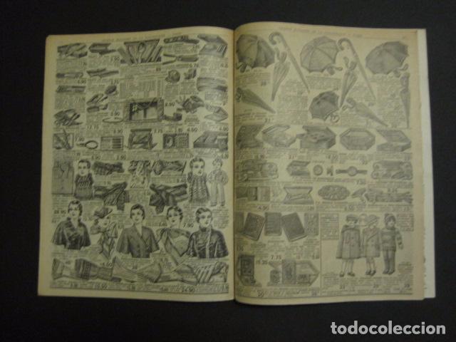 Juguetes antiguos: CATALOGO JUGUETES - LA SAMARITAINE - PARIS - AÑO 1935 - VER fotos adicionales - ( V- 6607) - Foto 19 - 61913144
