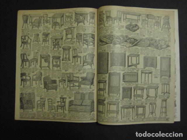 Juguetes antiguos: CATALOGO JUGUETES - LA SAMARITAINE - PARIS - AÑO 1935 - VER fotos adicionales - ( V- 6607) - Foto 20 - 61913144