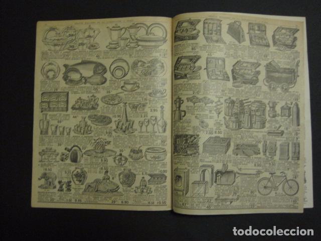 Juguetes antiguos: CATALOGO JUGUETES - LA SAMARITAINE - PARIS - AÑO 1935 - VER fotos adicionales - ( V- 6607) - Foto 22 - 61913144