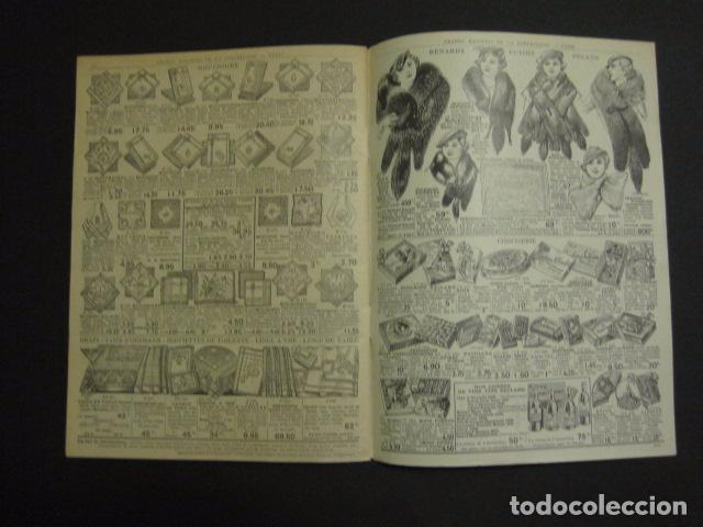 Juguetes antiguos: CATALOGO JUGUETES - LA SAMARITAINE - PARIS - AÑO 1935 - VER fotos adicionales - ( V- 6607) - Foto 23 - 61913144