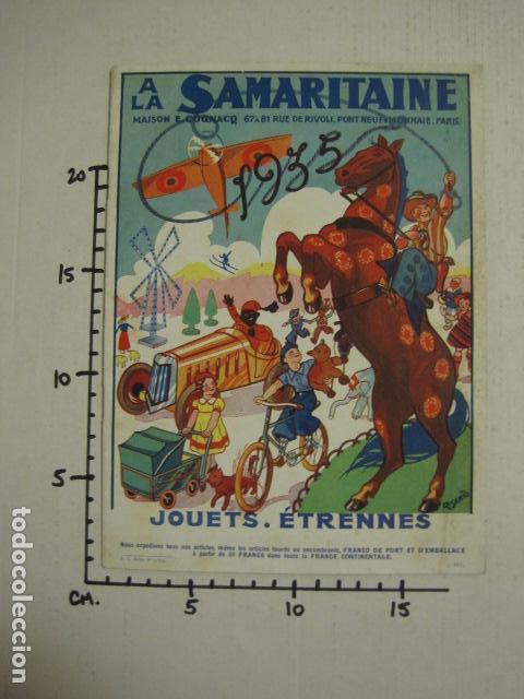 Juguetes antiguos: CATALOGO JUGUETES - LA SAMARITAINE - PARIS - AÑO 1935 - VER fotos adicionales - ( V- 6607) - Foto 25 - 61913144