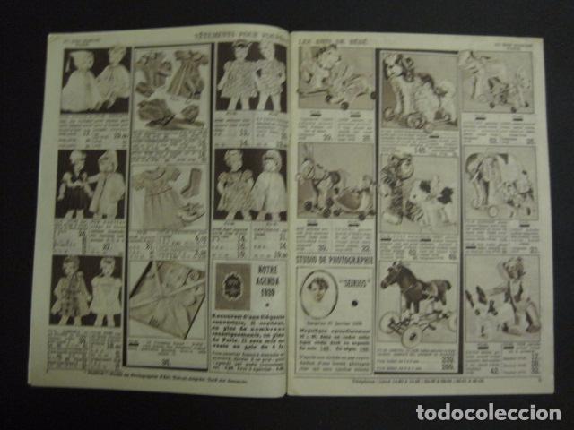 Juguetes antiguos: CATALOGO JUGUETES - AU BON MARCHE - AÑO 1939 - VER fotos adicionales - ( V- 6609) - Foto 3 - 61913548