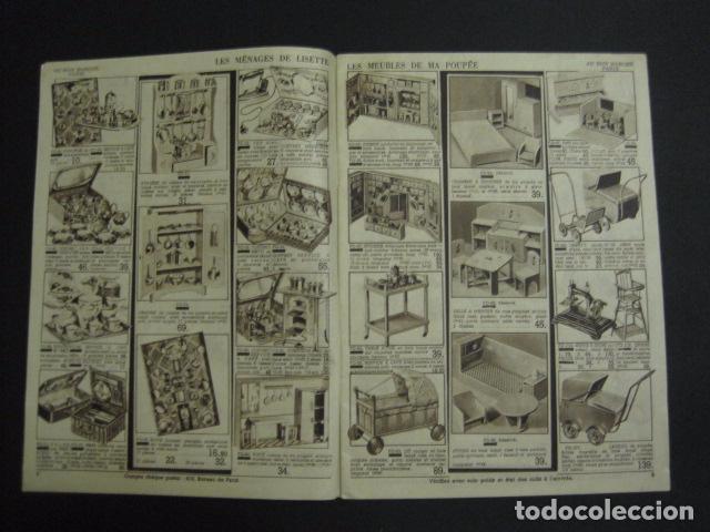 Juguetes antiguos: CATALOGO JUGUETES - AU BON MARCHE - AÑO 1939 - VER fotos adicionales - ( V- 6609) - Foto 4 - 61913548
