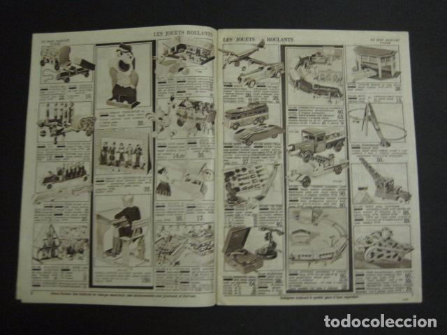 Juguetes antiguos: CATALOGO JUGUETES - AU BON MARCHE - AÑO 1939 - VER fotos adicionales - ( V- 6609) - Foto 5 - 61913548